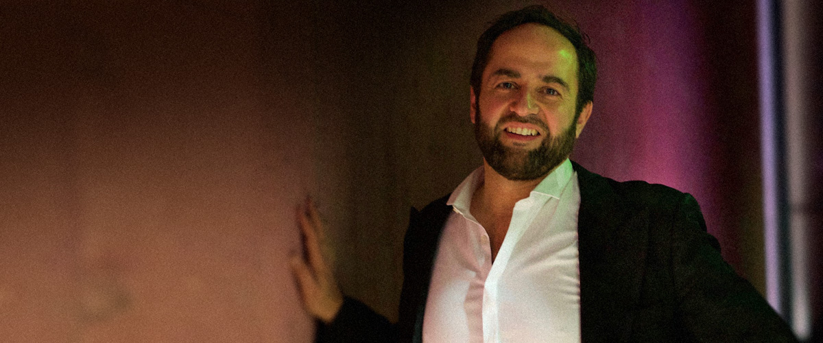 Dirigent Leo Siberski